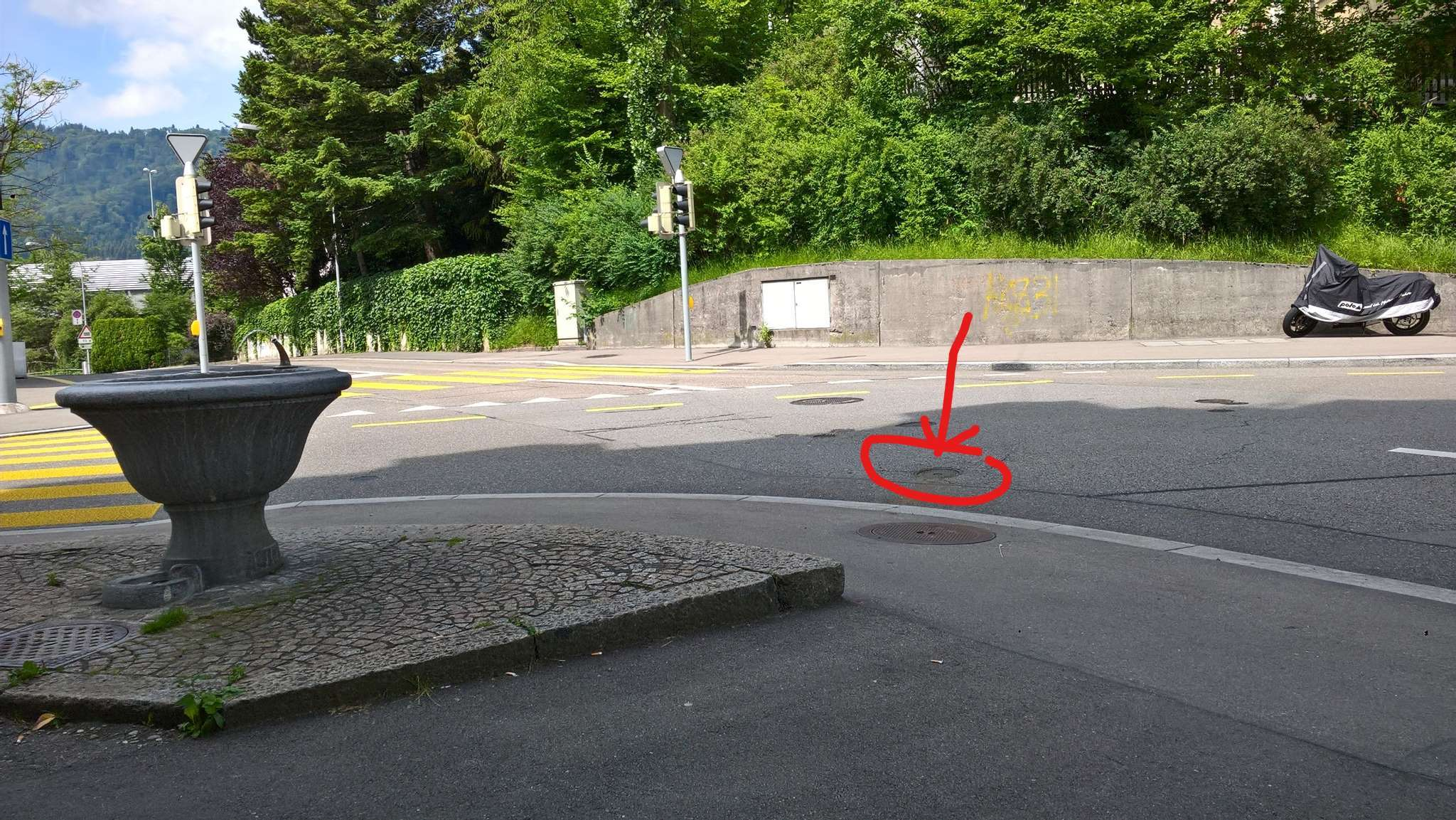 Nett Verkehrszeichnung Bilder - Elektrische Schaltplan-Ideen ...
